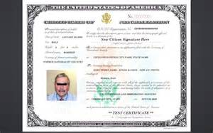 Umn Certification Letter one document two purposes problem newby on naturalization