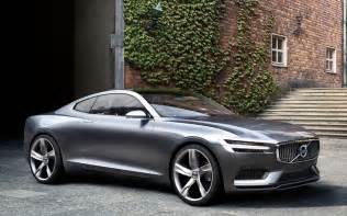 Volvo Concept Coupe Release Date Volvo Hardtop Convertible Concept Autos Post