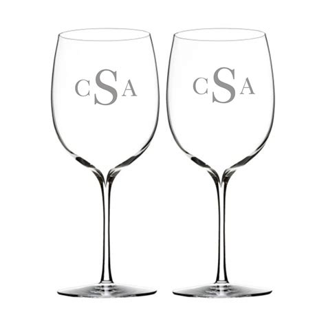 serenity home and health decor waterford elegance stemware collection brilliant serenity