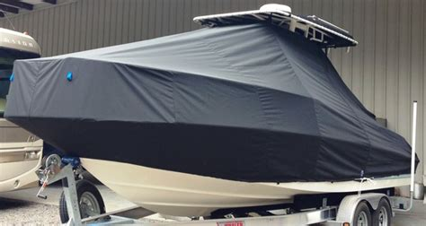 boston whaler dauntless boat cover ttopcovers t top boat cover elite 9oz fabric for boston