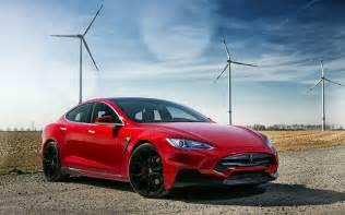 Tesla Wallpaper 2015 Larte Design Tesla Model S Wallpaper Hd Car Wallpapers