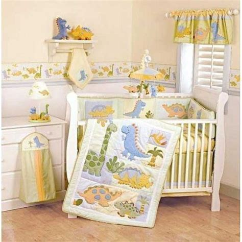 Dinosaur Crib Bedding Nursery 17 Best Ideas About Dinosaur Baby Nurseries On Dinosaur Nursery Dinosaur Room Decor
