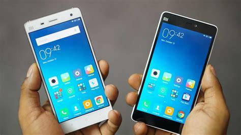 Hp Android Xiaomi Bekas harga baru bekas spesifikasi xiaomi mi 4c terbaru september 2017