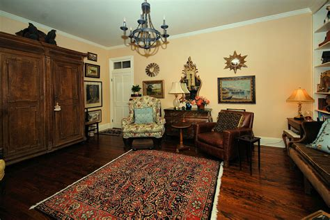 1940s living room florida st augustine real estate florida realty