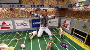when does the puppy bowl start team ruff wins puppy bowl xi pups battle it out for canine ghananation