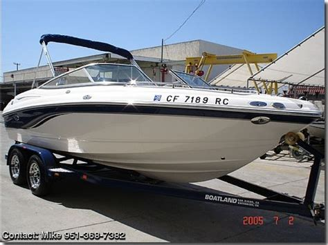 chaparral boats hull warranty 2005 chaparral ssi 204 by owner boat sales