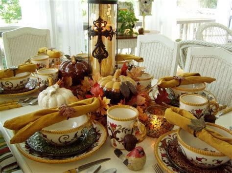 Come With Me Fall Dinner The Look by A Table Setting To Welcome Autumn