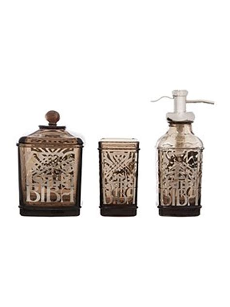 house of fraser bathroom accessories biba smoked glass bath accessories house of fraser