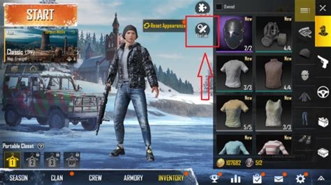 pubg upgrader how to win glacier m416 and upgrade firearm in pubg mobile