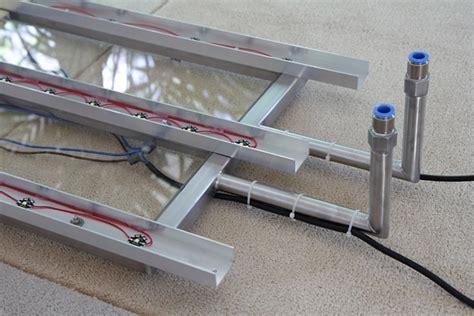 aquarium beleuchtung selber bauen led beleuchtung aquarium selbstbau led trafo v oder abh