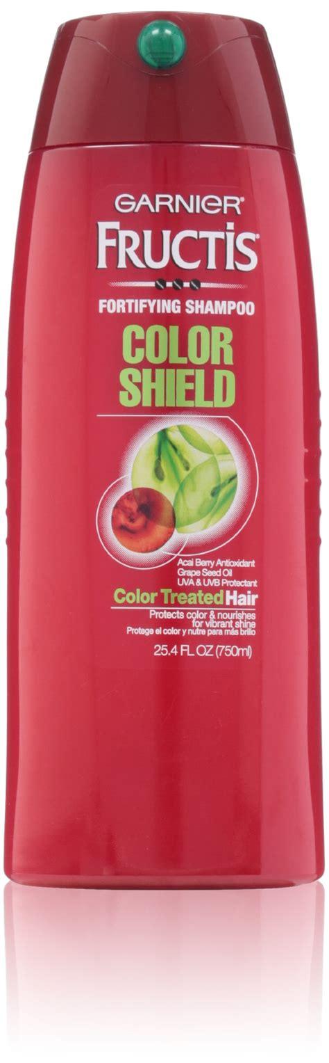 garnier fructis color shield garnier fructis color shield conditioner 25