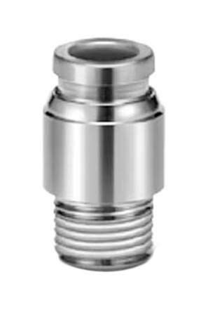 Smc Pneumatic Threaded To Adapter Kq2t06 02s kqg2s06 02s smc smc pneumatic threaded to