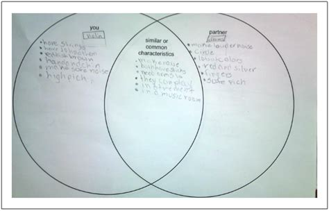 diagram to compare fractions venn diagram template meeting the educational demands of