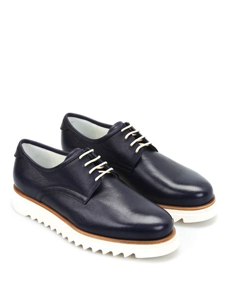 lupo lace ups by salvatore ferragamo lace ups shoes