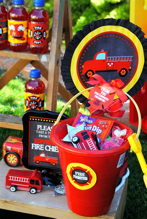 krown themes shopify fireman birthday fire fighter party fireman bursts