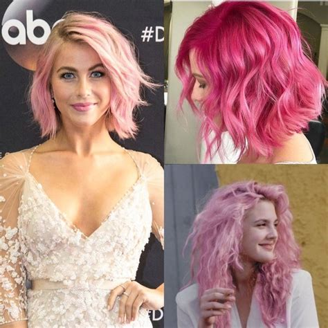 how to what color to dye your hair my hair is 3 4 naturally grey can i dye it pink quora