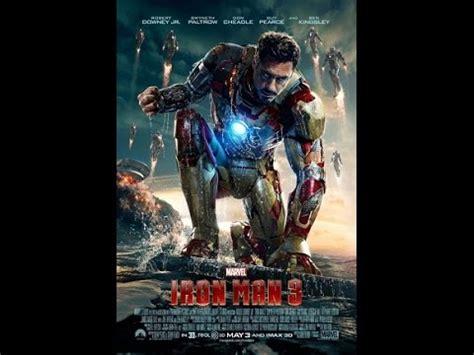 iron man full youtube