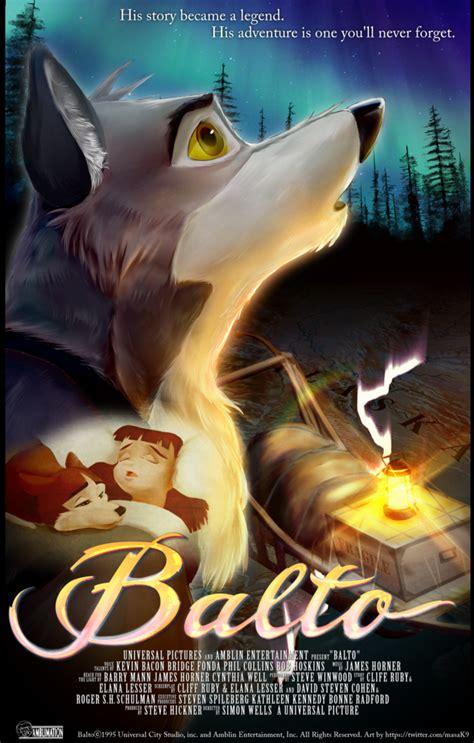 anime film wolves balto 20th anibersary by abcsan on deviantart balto