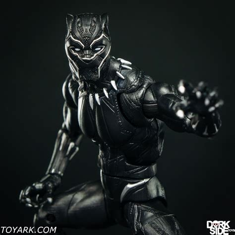 The Black marvel legends mcu black panther photo shoot the toyark