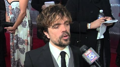 peter dinklage game of thrones interview tyrion lannister interview with quot game of thrones quot star