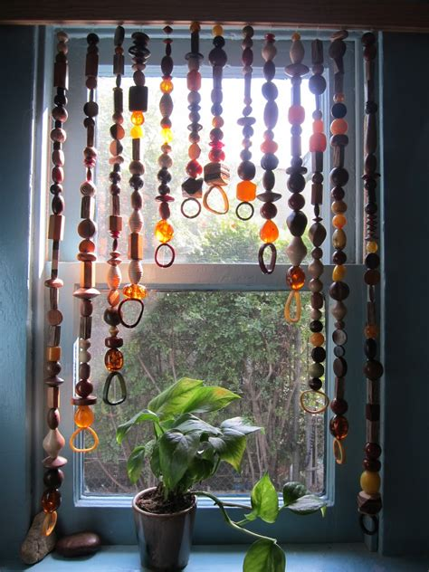 bead window curtains sonya nimri behind the beaded curtain