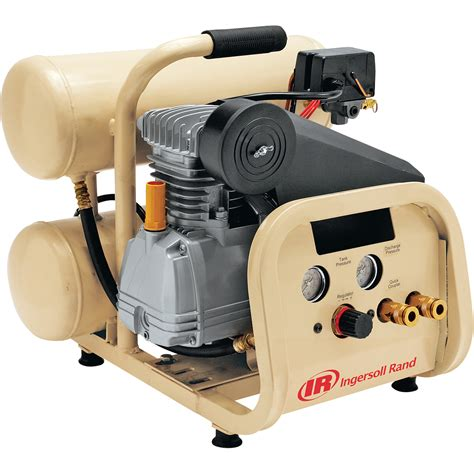 free shipping ingersoll rand stack portable electric air compressor 2 hp 4 gallon 4 3