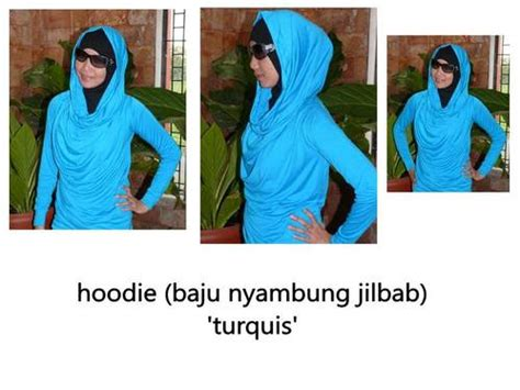 Harga Vans Biru Dongker annelize butik kaos hoodie baju nyambung jilbab