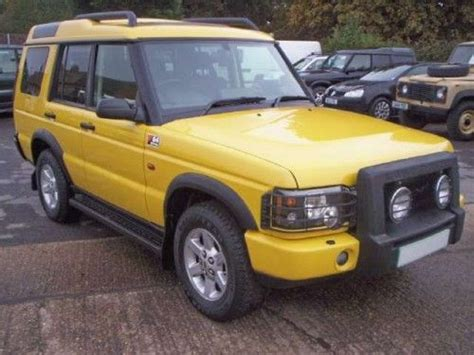 yellow land rover discovery yellow land rover discovery 1 trucks that look like toys