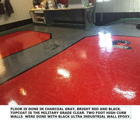 Garage Floor Paint On Metal Epoxy Flooring For Garage Commercial Floors