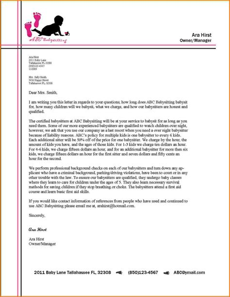 format of a business letter exle 8 formal letter format with letterhead financial