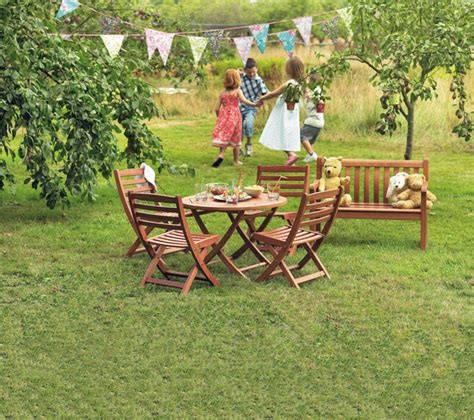 childrens plastic garden table and chairs modern patio