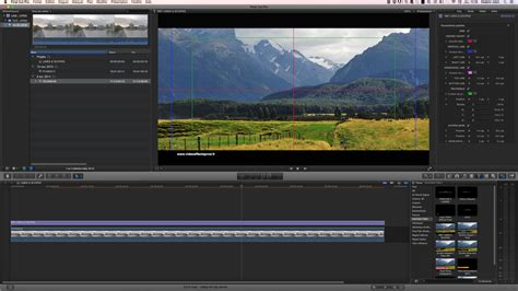 fcpx motion 5 free template lines rep 232 res scopes