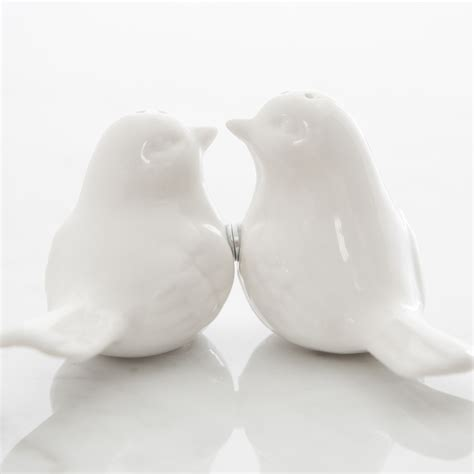 ceramic salt and pepper shakers ceramic bird salt and pepper shakers dining kitchen