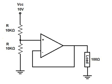 high input impedance capacitor coupled voltage follower 10 answers what is the use of a voltage follower