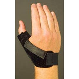 Hitech Joint Supporter teepee non custom thumb brace hitech bracing ltd