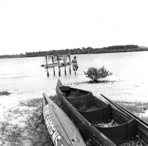 tiki gardens indian rocks florida florida memory canoeing area of tiki gardens indian