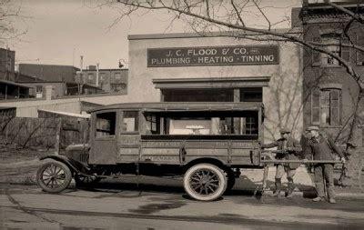 Plumbing History by History Of Plumbing Timeline C Flood