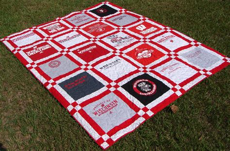 t shirt quilt pattern sashing t shirt quilt made to order double sashing 20 blocks