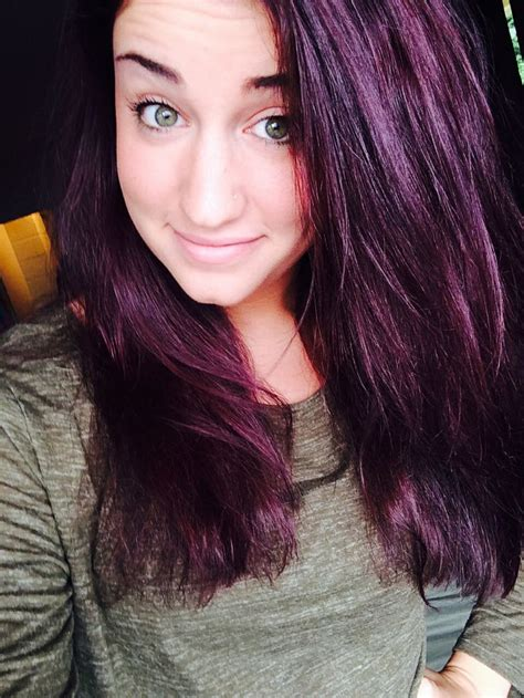 deep velvet violet hair dye african america pin by alexa ibarguen on beauty pinterest