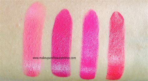 Lipstik Maybelline Warna Fuschia maybelline color show lipstick cherry crush 207 review swatch price fotd