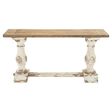 rustic white console table 25 best ideas about rustic console tables on