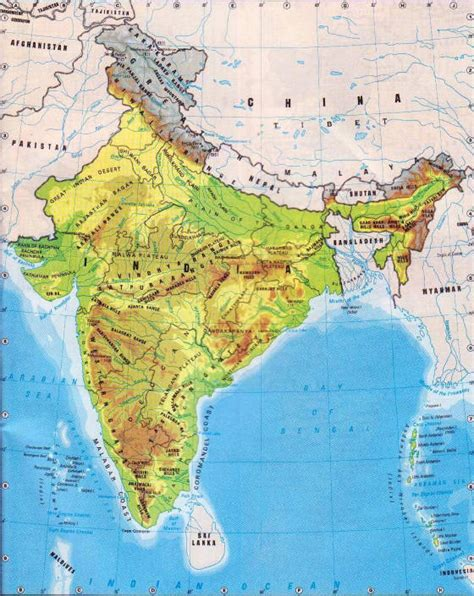 Finder India India Map Physical Image Search Results