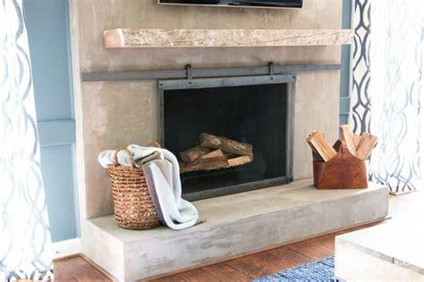 barn door style fireplace screen designertrappedcom