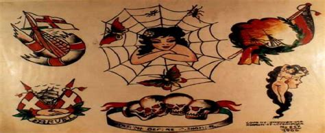1950 pin up tattoo designs 6 exles of great school flash genres