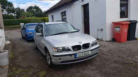 bmw tourer 3 series for sale 2002 bmw 3 series tourer poss px for sale in