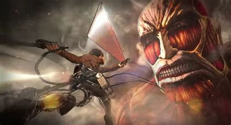 Attack On Titan 09 attack on titan is definitely not a warriors vg247