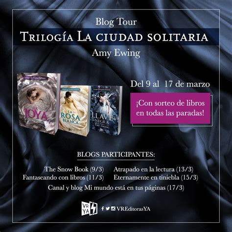 libro la ciudad solitaria the snow book blog tour la joya trilog 237 a la ciudad solitaria entrevista sorteo