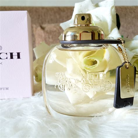 Parfum Original New York For coach new york the original fragrance madame keke