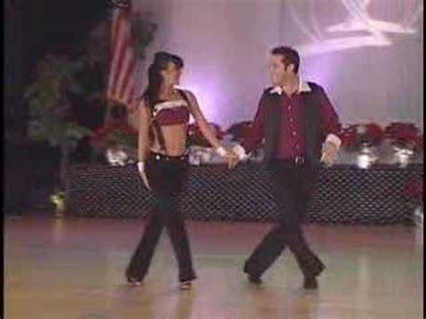 jessica cox swing 2007 west coast swing dancing videos