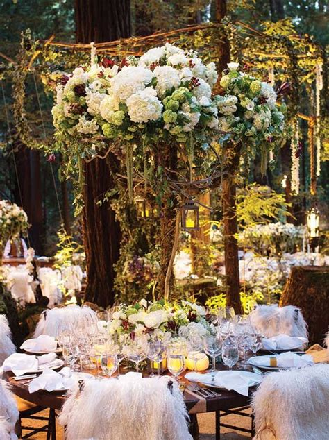 enchanted forest wedding theme decorations best 20 wedding ideas on enchanted